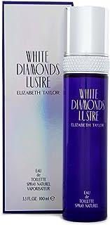 Elizabeth Taylor White Diamonds Lustre  Eau De Toilette, 100 milliliters