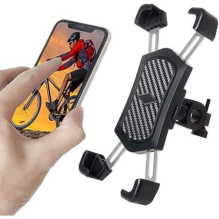 Cevikno Fahrrad Handyhalterung Universal Edelstahl Elektronik