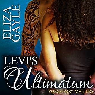 Levi's Ultimatum audiobook cover art