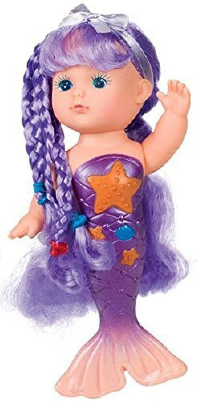 Toysmith Bath Time Mermaid Doll by Toysmith [並行輸入品]