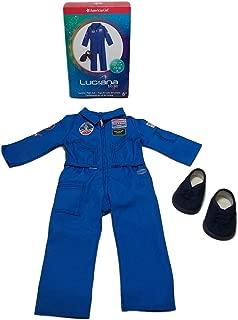 American Girl Luciana Vega Flight Suit