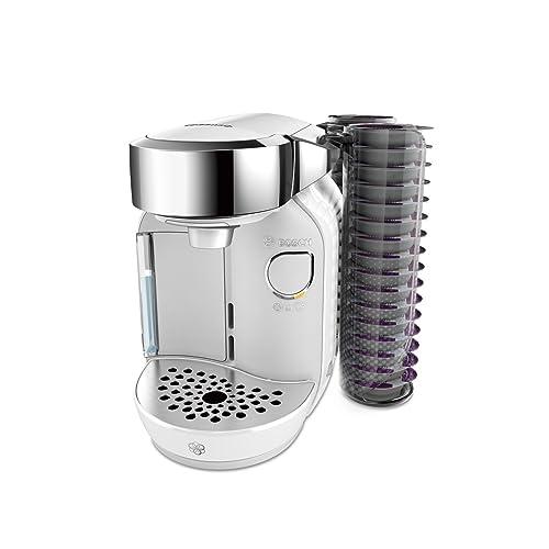 Bosch Tassimo - Cafetera multibebidas automática, color blanco