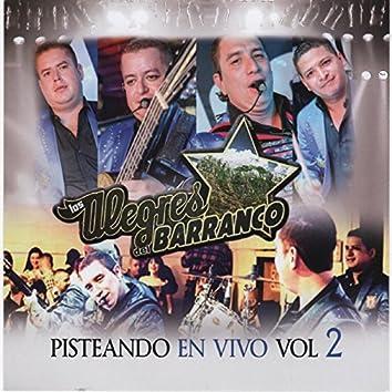 Pisteando, Vol. 2 (En Vivo)