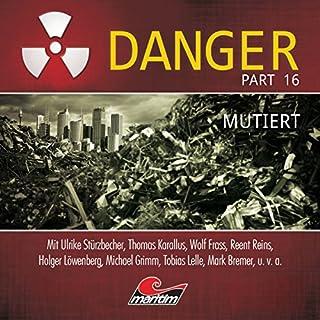Mutiert (Danger 16) Titelbild