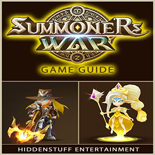 Summoners War Game Guide audiobook cover art