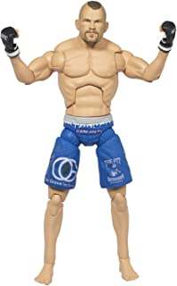 Handmade Numbered Limited MMA UFC Action Figures Fight Night Sports Memorabilia Hand Painted UFC Bobblehead Limited Randy Couture