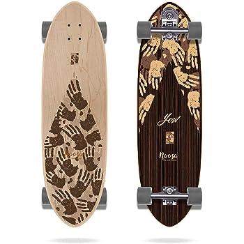 YOW Surfskate monopat/ín Skate Skateboard Longboard RAPA NUI 32