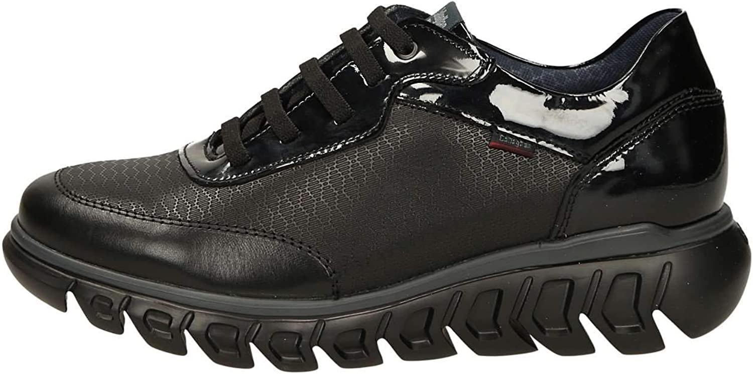 CALLAGHAN shoes Woman Sneakers Low 13900 Black
