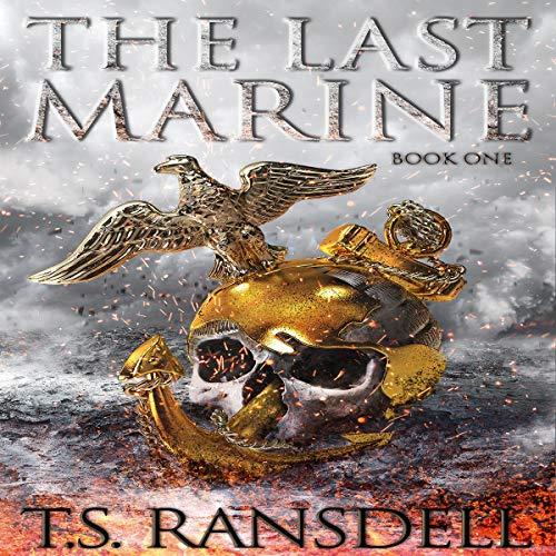 The Last Marine (Book 1) audiobook cover art