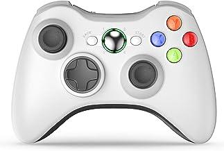 Voyee Manette sans fil de rechange pour Xbox 360, manette améliorée avec joystick amélioré, compatible avec Microsoft Xbox...