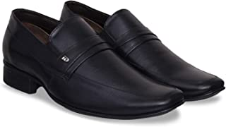 ID Men's Black Formal Shoes