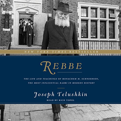 Rebbe  By  cover art