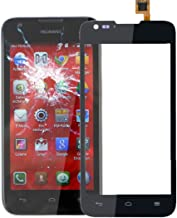 Zhouzl Mobile Phone Touch Panel for Huawei Ascend Y550 Touch Panel Digitizer(Black) Touch Panel (Color : Black)