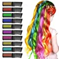 ATOPDREAM 10 Colors Hair Chalk Set for Kids - Best Gifts