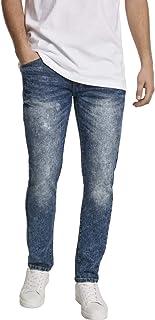 Southpole Men's Stretch Basic Denim Skinny Fit Jeans