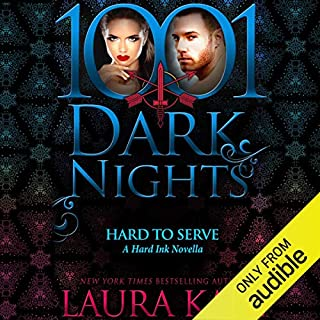 Hard to Serve audiobook cover art