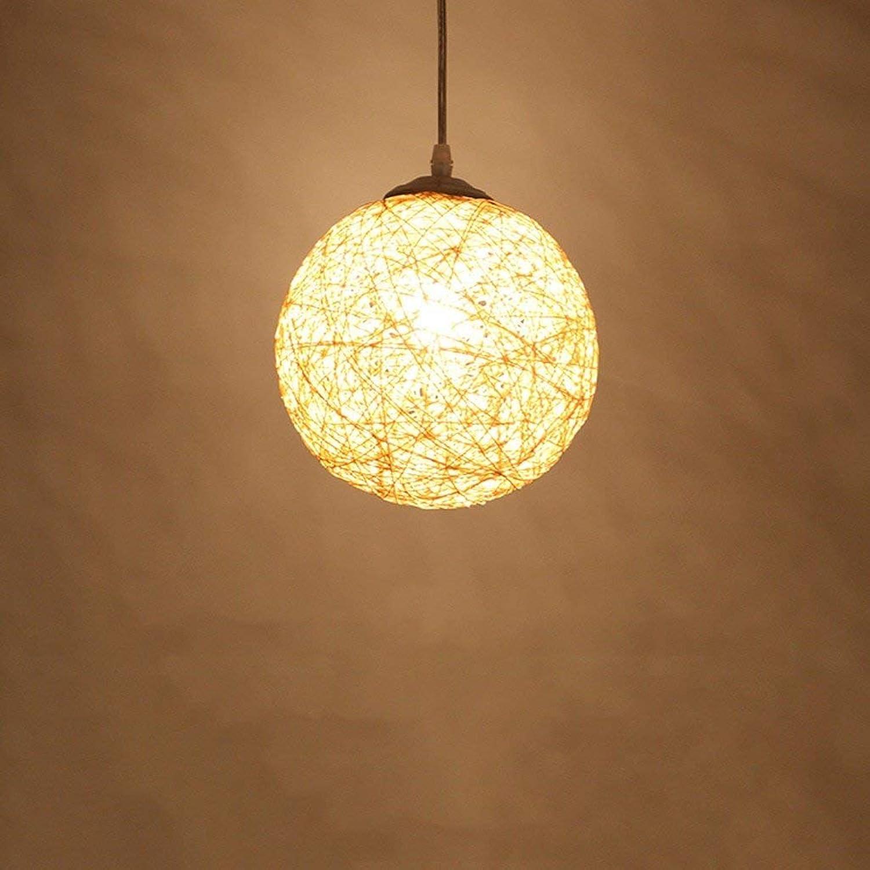 CN Kronleuchter Nordic Einfache Restaurant Kronleuchter Kreative Bar Bar Esszimmer Studie Hotel Art Persnlichkeit Rattan Lampe