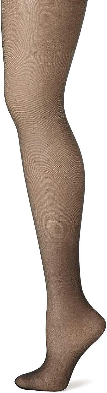 Hanes Silk Reflections Control Top Sheer Toe Pantyhose 2P_Jet_GH