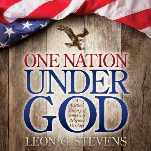 One Nation Under God audiobook cover art