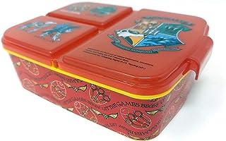 Broodtrommel Harry Potter Kids lunchbox met 3 vakken, Bento broodtrommel voor kinderen, ideaal voor school, kleuterschool ...