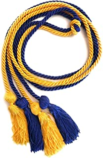 gold graduation cords