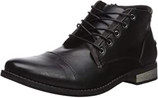 Men's Rhodes Memory Foam Dress Comfort Casual Fashion Cap Toe Chukka Boot