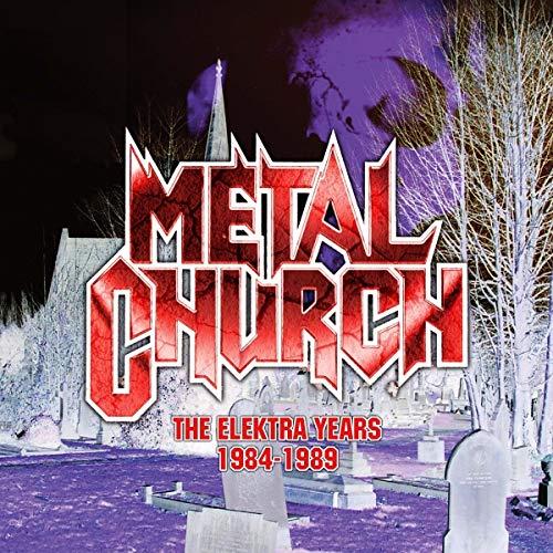 The Elektra Years 1984-1989 (3cd Gatefold Digipak)