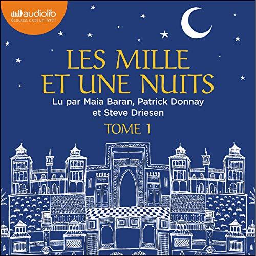 Les Mille et Une Nuits 1 cover art