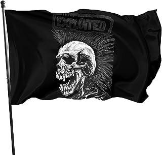 Yuanmeiju La Bandera CBGB de 3 x 5 pies se Utiliza para Hacer Decoraciones Encantadoras en Cualquier Patio Trasero o céspe...