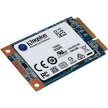 キングストンテクノロジー SSD 120GB mSATA SATA3 3D NAND搭載 UV500 SUV500MS/120G