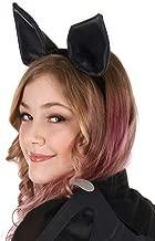 elope Bat Ears Headband Black