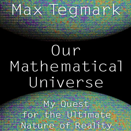 Our Mathematical Universe cover art