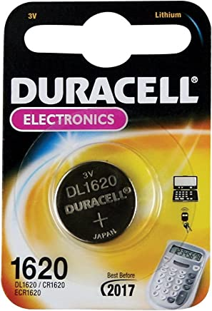 Duracell DL16203V Lithium button cell battery pack of 1