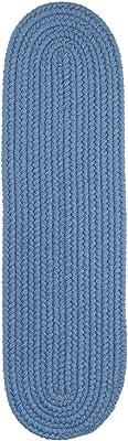 Rhody Rug WearEver Marina Blue Poly S/T's Set-of-13