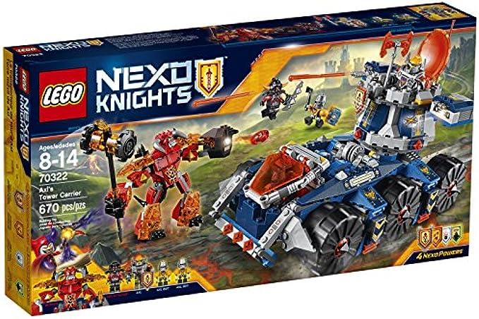 LEGO NexoKnights 70322 Axl's Tower Carrier