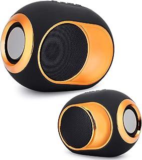 $32 » Vbestlife Bass Wireless Speaker,1200Mah High Performance Loudspeaker Box,Dual Loudspeaker Matching Modes,High Definition H...