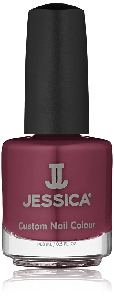 スロベニア葉巻道路Jessica Nail Lacquer - Delhi Delight - 15ml / 0.5oz