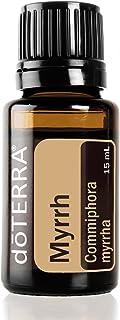 doTERRA, Myrrh, Commiphora myrrha, Pure Essential Oil, 15ml
