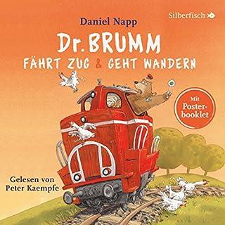 Dr. Brumm fährt Zug / Dr. Brumm geht wandern     Dr. Brumm              Autor:                                                                                                                                 Daniel Napp                               Sprecher:                                                                                                                                 Peter Kaempfe                      Spieldauer: 29 Min.     Noch nicht bewertet     Gesamt 0,0