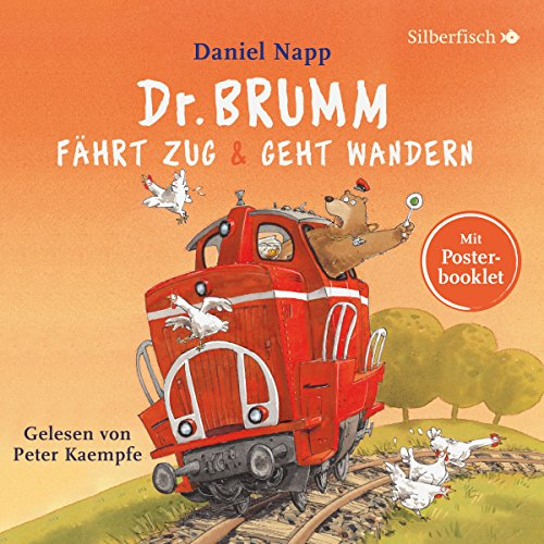 Dr. Brumm fährt Zug / Dr. Brumm geht wandern audiobook cover art