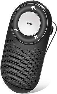 (français) Kit Mains Libres pour Voiture Multipoint Haut-parleurs de Bluetooth kit sans..