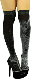 Women's Shimmering Thigh Hi Stockings