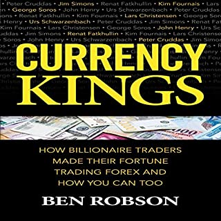Currency Kings audiobook cover art
