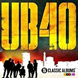 5 Classic Albums von UB40