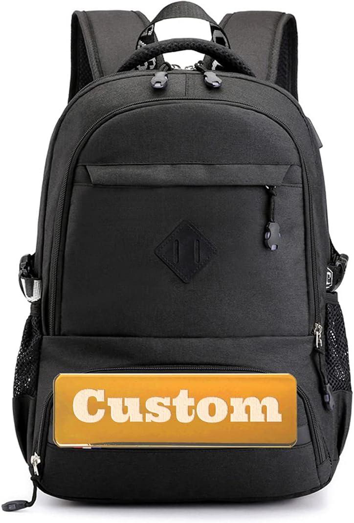 Personalized Custom Name Backpack National uniform free shipping Mesa Mall Large 15.6 Bag B Laptop Gaming