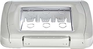 Gewiss 22451 Punch, zamknięta koperta, system serii, biały