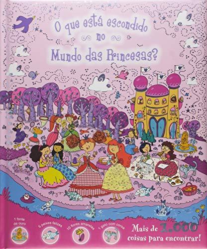O que está escondido no mundo das princesas?