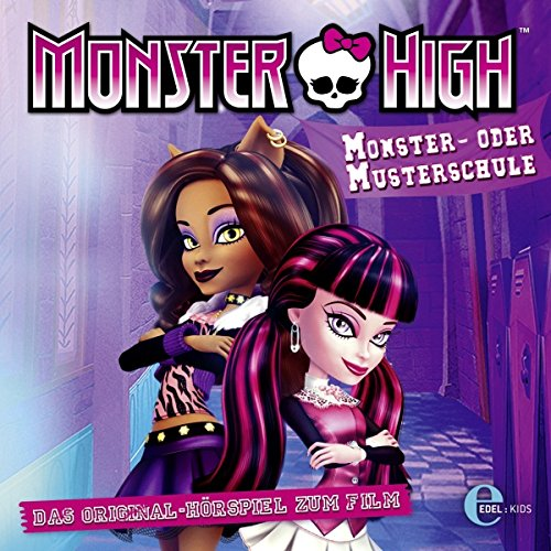 Monster- oder Musterschule (Monster High) Titelbild