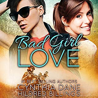 Bad Girl Love audiobook cover art
