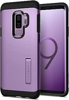 Spigen Tough Armor Designed for Samsung Galaxy S9 Plus Case (2018) - Lilac Purple